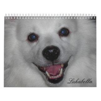 Lukabella Calendar