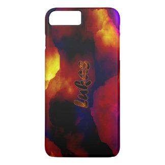 Lukas abigarró la caja más del iPhone 7 del color Funda iPhone 7 Plus