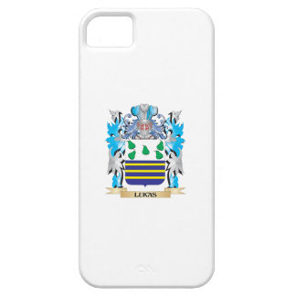 Lukas Coat of Arms - Family Crest iPhone 5 Cover