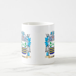 Lukas Coat of Arms - Family Crest Coffee Mugs