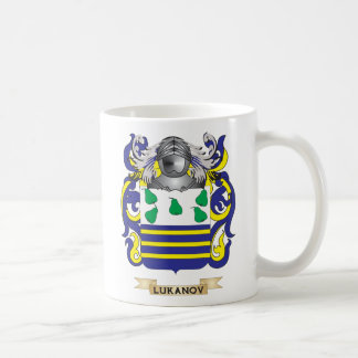 Lukas Coat of Arms (Family Crest) Coffee Mug