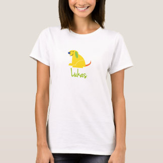 Lukas Loves Puppies T-Shirt