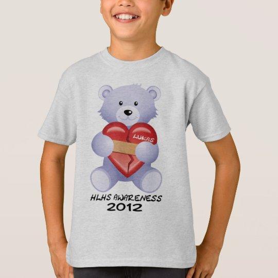 Lukas Teddy - HLHS 2012 Kid's T-Shirt