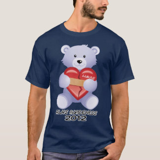 Lukas Teddy - HLHS 2012 Men's T-Shirt