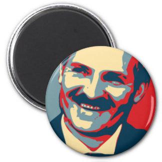 Lukashenko 2 Inch Round Magnet