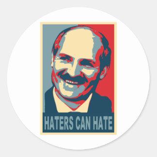 Lukashenko Classic Round Sticker
