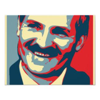 """Lukashenko Invitación 4.25"""" X 5.5"""""""