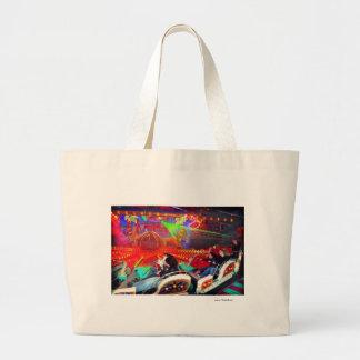 Lukasmarkt Mayen, Berg und Talbahn Canvas Bags
