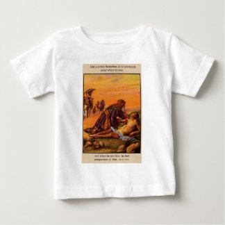 Luke  10  33 baby T-Shirt