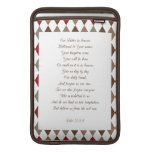 Luke 11:2-4 Our Father.. MacBook Air Sleeves
