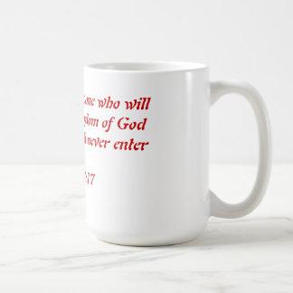 Luke 18:17 Mug