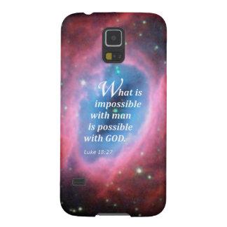 Luke 18 27 galaxy nexus cover