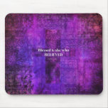 Luke 1:45  Blessed is she who believed Mouse Pads
