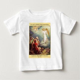 Luke  2  10 baby T-Shirt