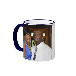 Luke 6:23 Birthday Event Ringer Coffee Mug