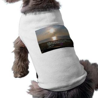 Luke 6:37  Sunrise Dog Tee
