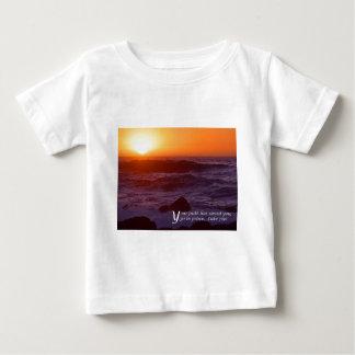 Luke 7:50 baby T-Shirt