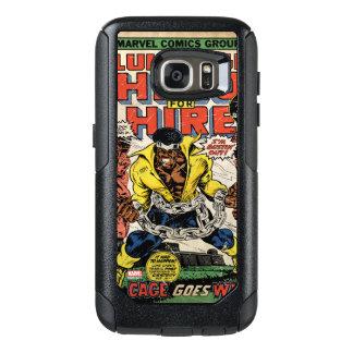 Luke Cage - 15 Nov OtterBox Samsung Galaxy S7 Case