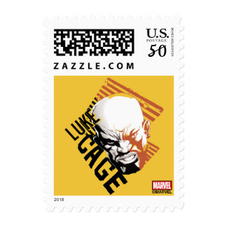Luke Cage Badge Postage