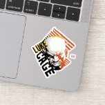 Luke Cage Badge Sticker