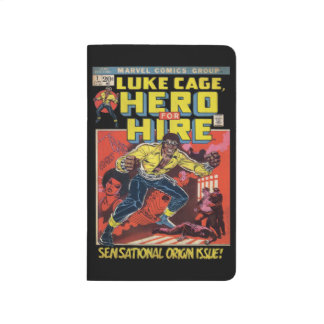 Luke Cage Comic #1 Journal