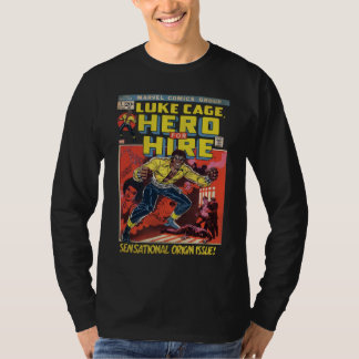 Luke Cage Comic #1 T-Shirt