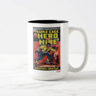 Luke Cage Comic #1 Two-Tone Coffee Mug