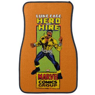 Luke Cage Comic Graphic Car Floor Mat