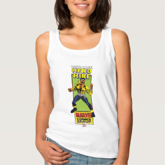 Luke Cage Comic Graphic Tank Top