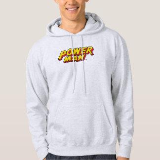 Luke Cage | Power Man Logo Hoodie