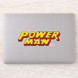Luke Cage | Power Man Logo Sticker
