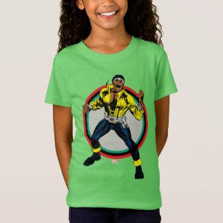 Luke Cage Retro Character Art T-Shirt