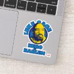 Luke Cage | Retro Hero of Harlem Graphic Sticker