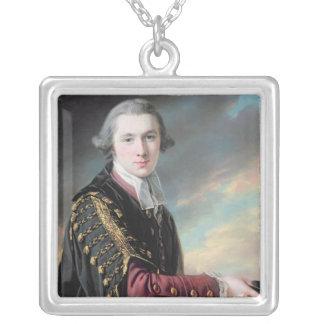 Luke Gardiner Silver Plated Necklace