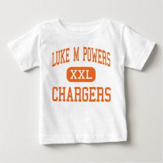 Luke M Powers - Chargers - Catholic - Flint Baby T-Shirt