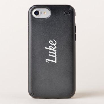 Luke Personalized Speck iPhone Case