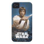 Luke Skywalker Poster Art Case-Mate iPhone 4 Cases