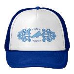 Lukean Cheerleading Trucker Hats