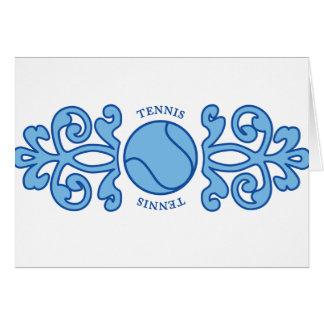 Lukean Tennis Cards