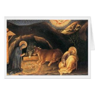 Luke's Christmas Story Card