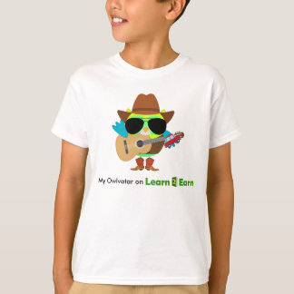 Luke's Owlvatar T-Shirt