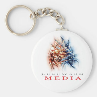 Lukewarm Media Keychain