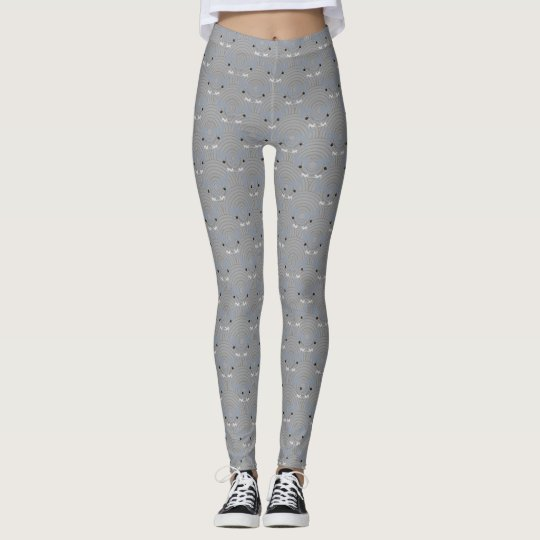 Lularoe Italian Greyhound Leggings In Grey Zazzle Beauteous Lularoe Sewing Machine Print