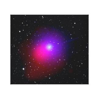 Lulin es un cometa impresion de lienzo