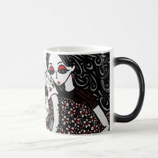 Lullaby 11 Oz Magic Heat Color-Changing Coffee Mug
