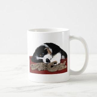 Lullaby Berner & Bunny Coffee Mug