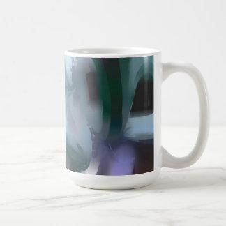 Lullaby Dreams Pastel Abstract Coffee Mug
