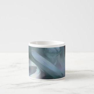 Lullaby Dreams Pastel Abstract Espresso Cup