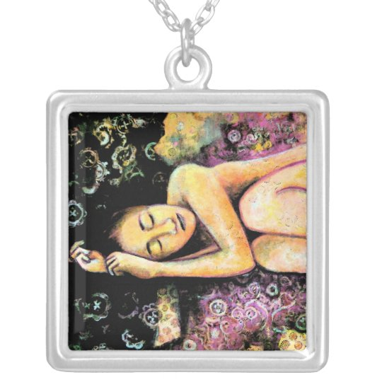 Lullaby, Fine Art Necklace