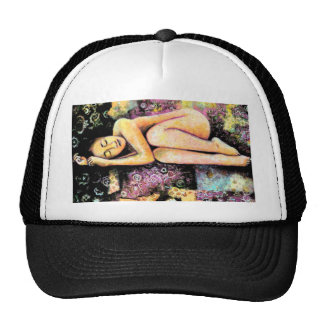 Lullaby, Fine Art Products Trucker Hat